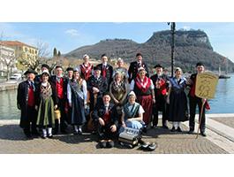 Ausflug Gardasee zum 2. Frühlingsfest