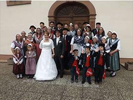 Hochzeit von Tobias und Corinna Boos