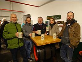 Brauerei-Besichtigung in Bellheim