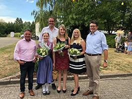 Auftritt beim Klingbachfest