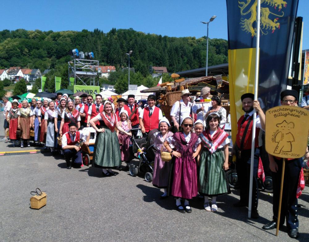 Trachtengruppe Billigheim in Annweiler